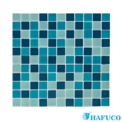 Gạch Mosaic xanh dương - Hafuco