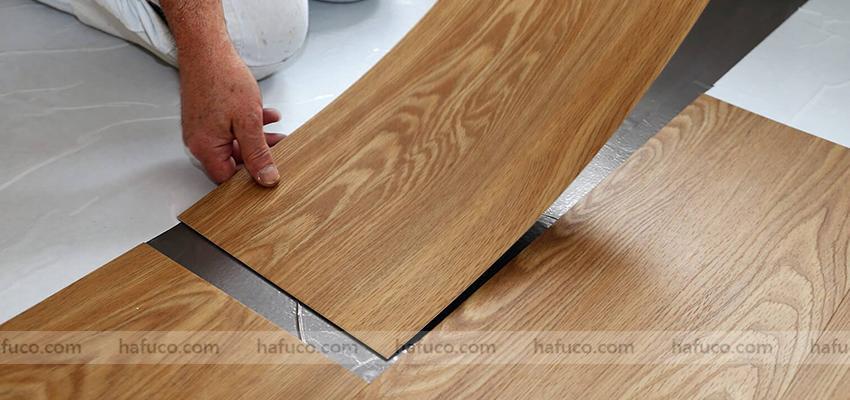 Quy trình thi công sàn nhựa giả gỗ chuyên nghiệp