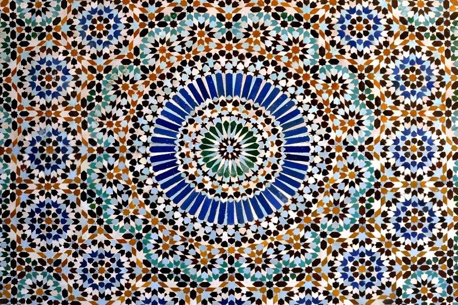 Gạch mosaic vì sao lại là loại vật liệu được ưa chuộng nhất? - gạch mosaic Hafuco