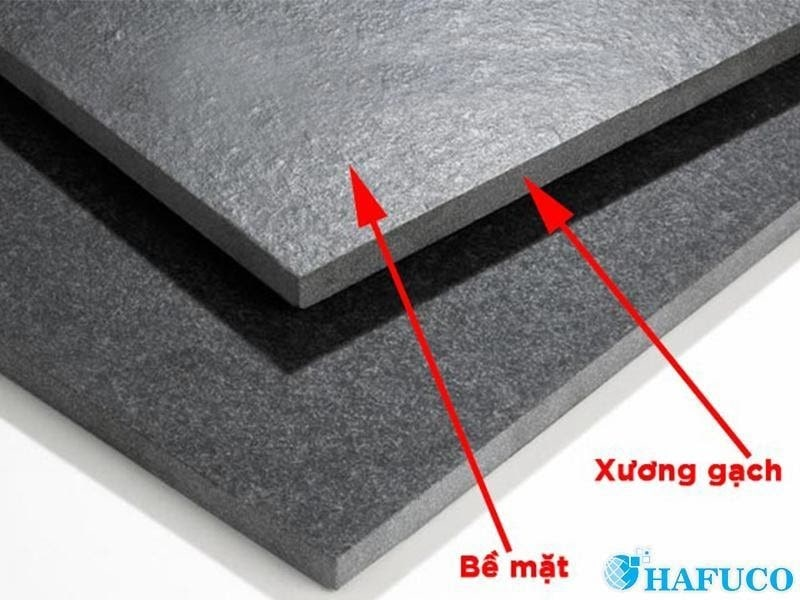 Thành phần cấu tạo gạch granite